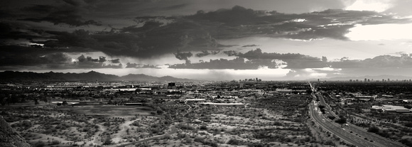 Papago skyline