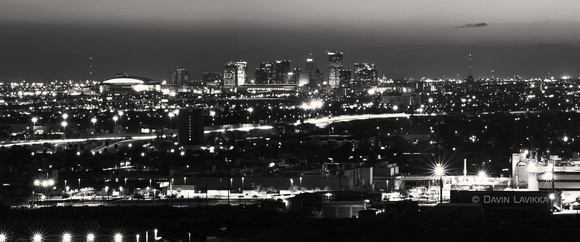 Phoenix at night #2