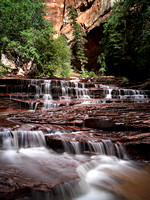 Zion Staircase